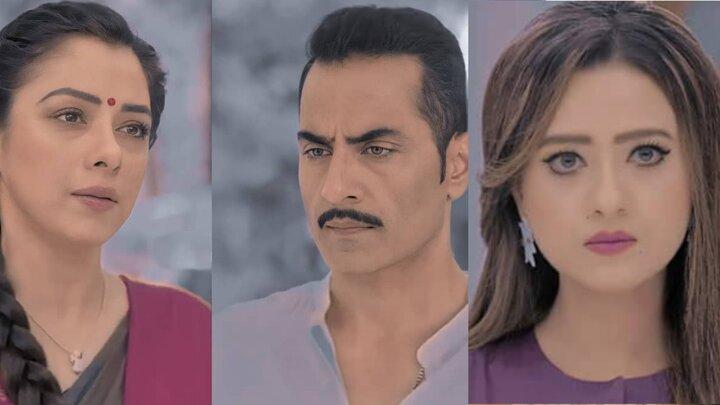 Anupamaa: Vanraj runs away from his marriage; Rakhi makes an entry