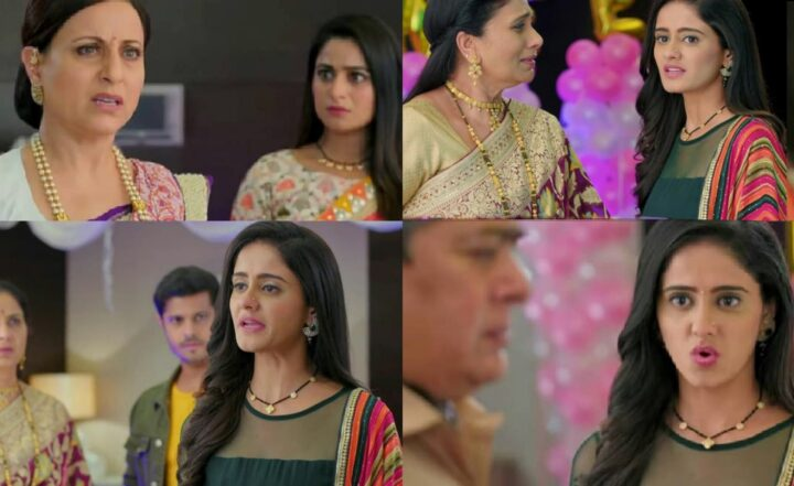 GHKKPM: Bhavani refuses to accept Harinee; Pakhi comes in support