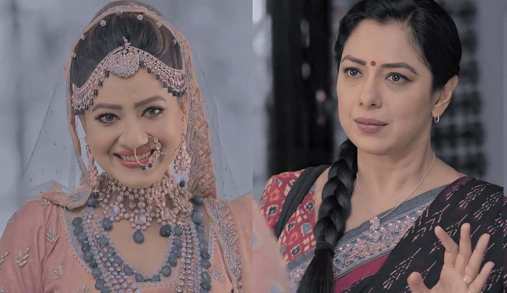 Anupamaa: Vanraj elopes from his marriage; Kavya threatens Shah family