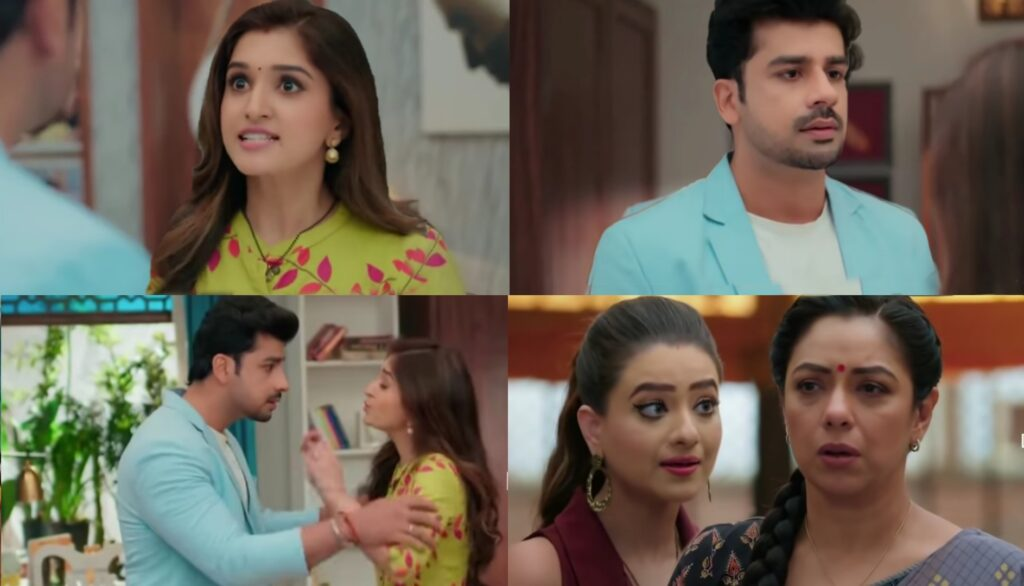 Anupama: Paritosh asks Kinjal not to become Kavya 2.0