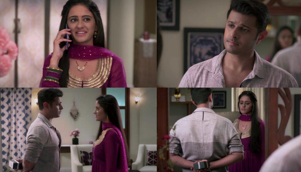 GHKKPM: Sai reveals about her new boyfriend; Virat super jealous