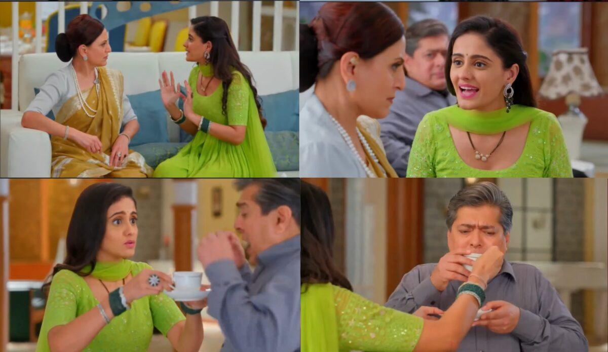 GHKKPM: Chavans follow Sai's orders; Pakhi irked