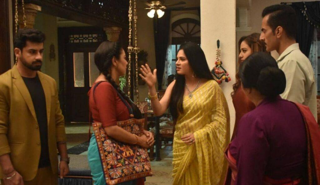 Anupama: Rakhi's new drama will ruin Vanraj-Anupama's friendship