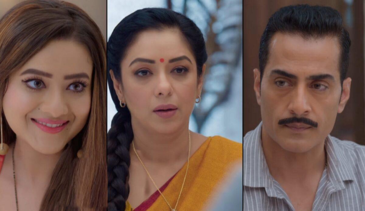Anupama: Anupamaa turns the new villain; new twist in the plot