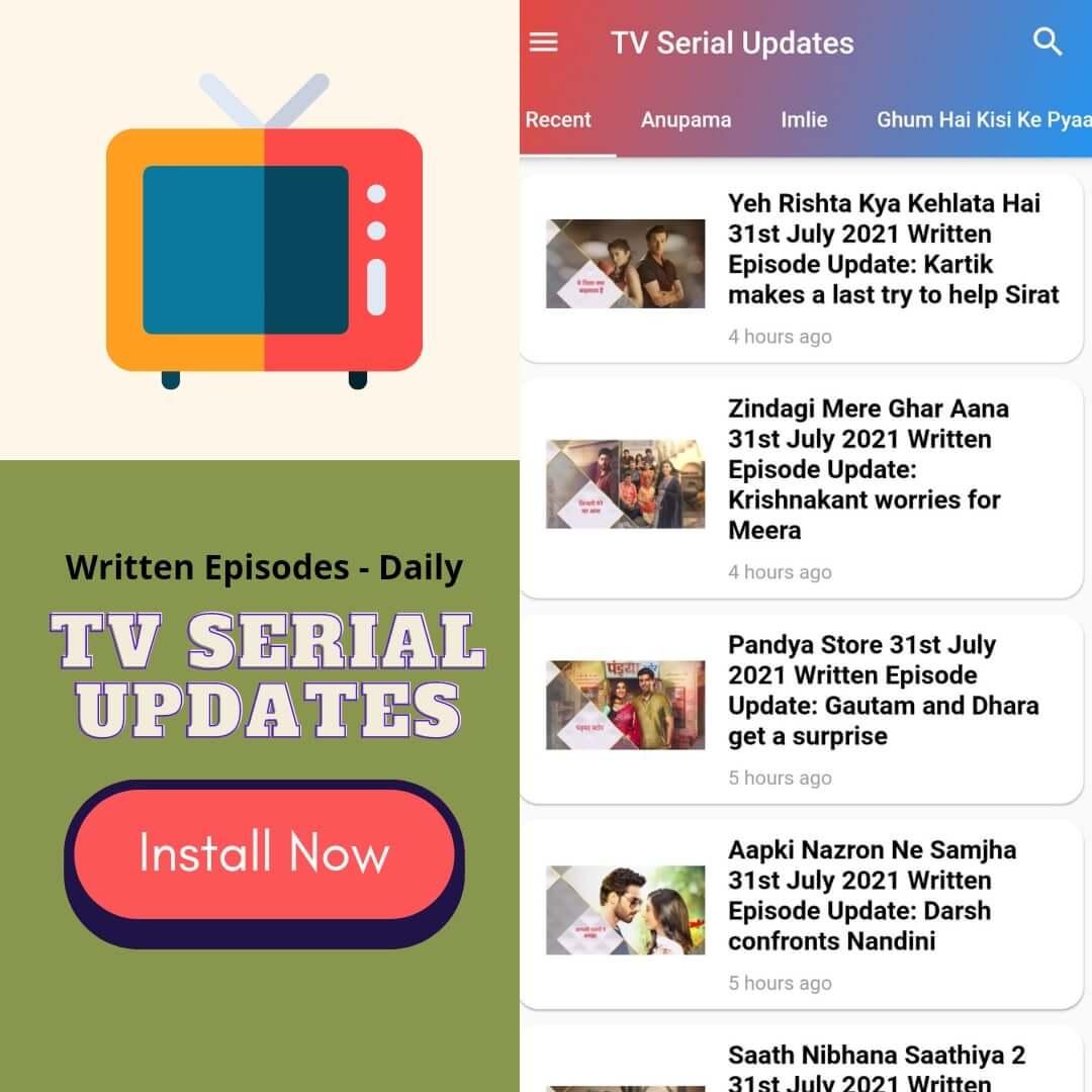 TV-Serial-Updates-App