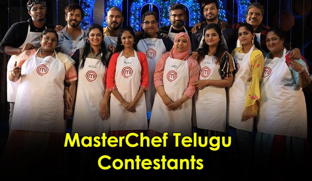 MasterChef Telugu Contestants, Judges, Repeat Telecast Timing | MasterChef India Telugu 2021