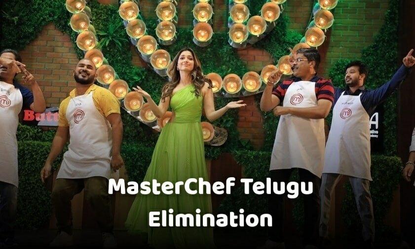 MasterChef Telugu Elimination – MasterChef India Telugu 2021