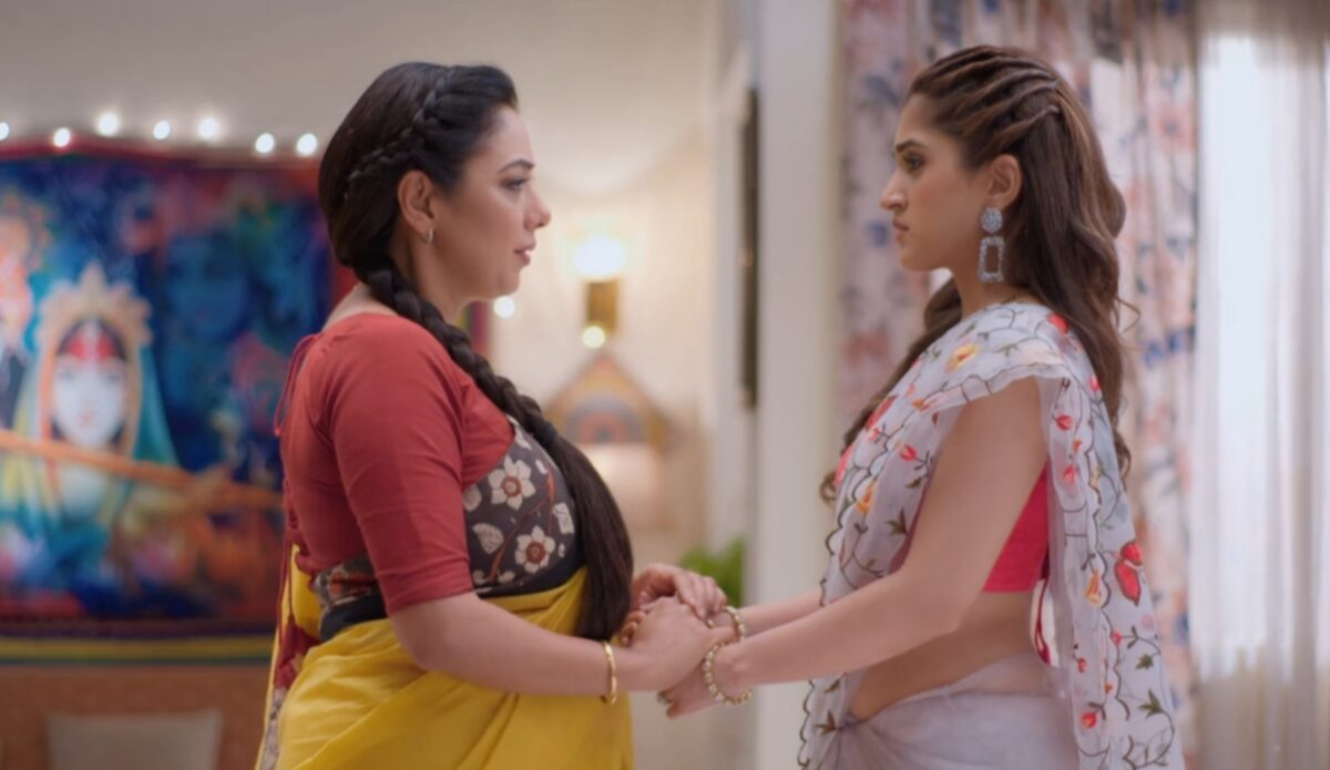 Anupama: Anupamaa convince Kinjal to move out of Shah mansion