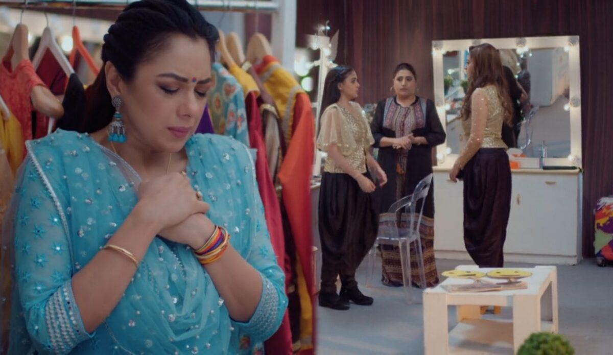 Anupama: Kavya makes Pakhi apologize to her to satisfy her ego