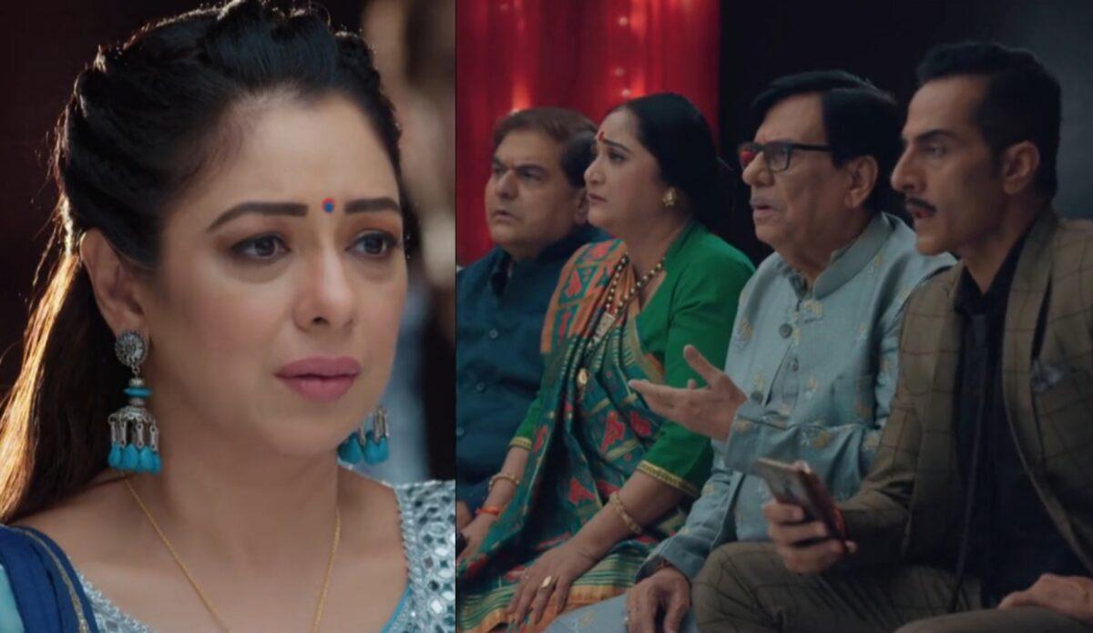 Anupama: Chief guest turns out to be life savior for Anupamaa-Vanraj