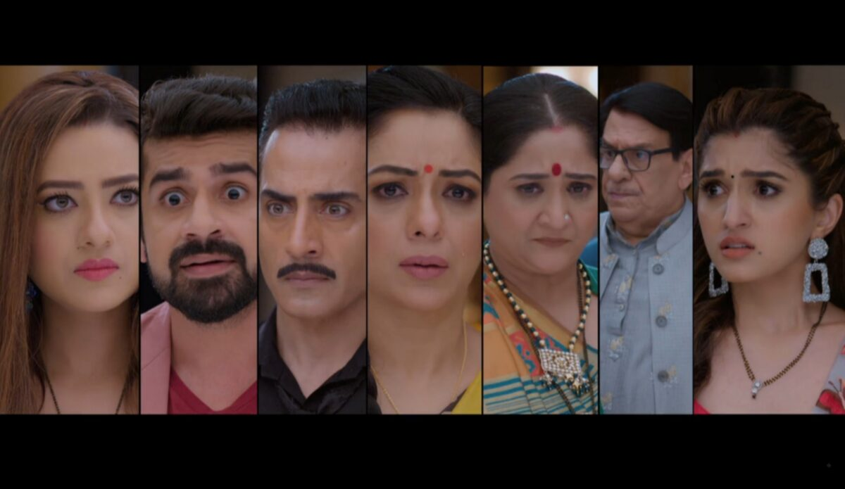 Anupama: Paritosh supports Kavya, ill-mouths Anupamaa