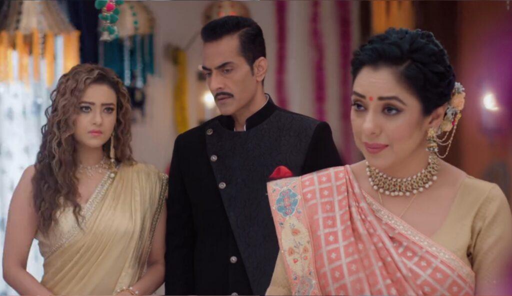 Anupama: Rakhi's entry brings storm in Shah mansion