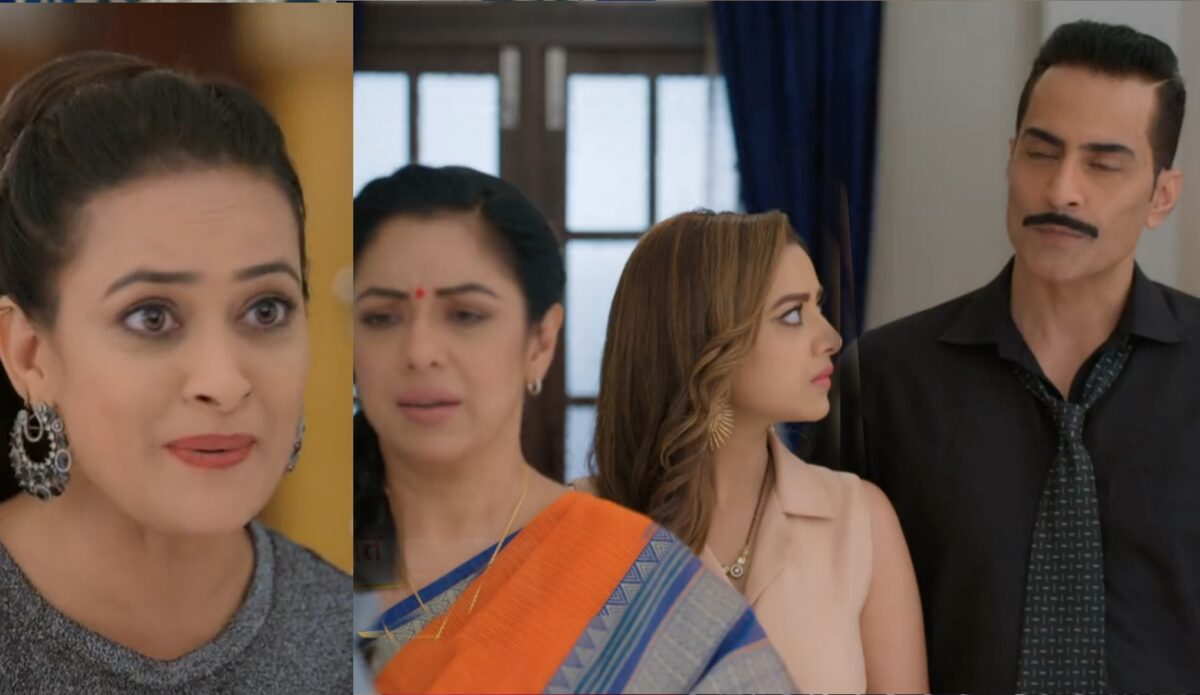 Anupamaa-Anuj's encounters each other