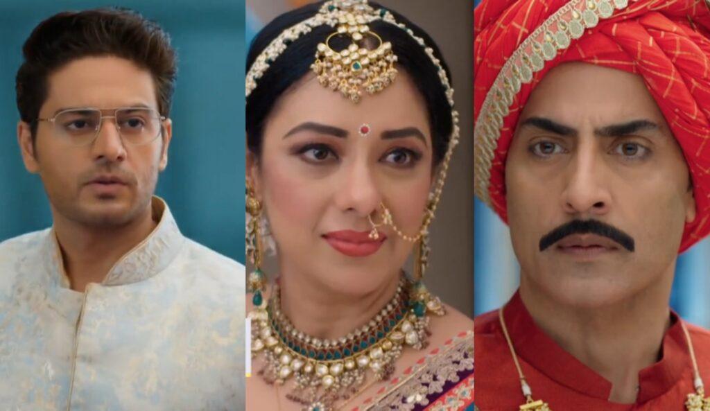 Anupama: Kavya on her way to impress Anuj; Vanraj on fire