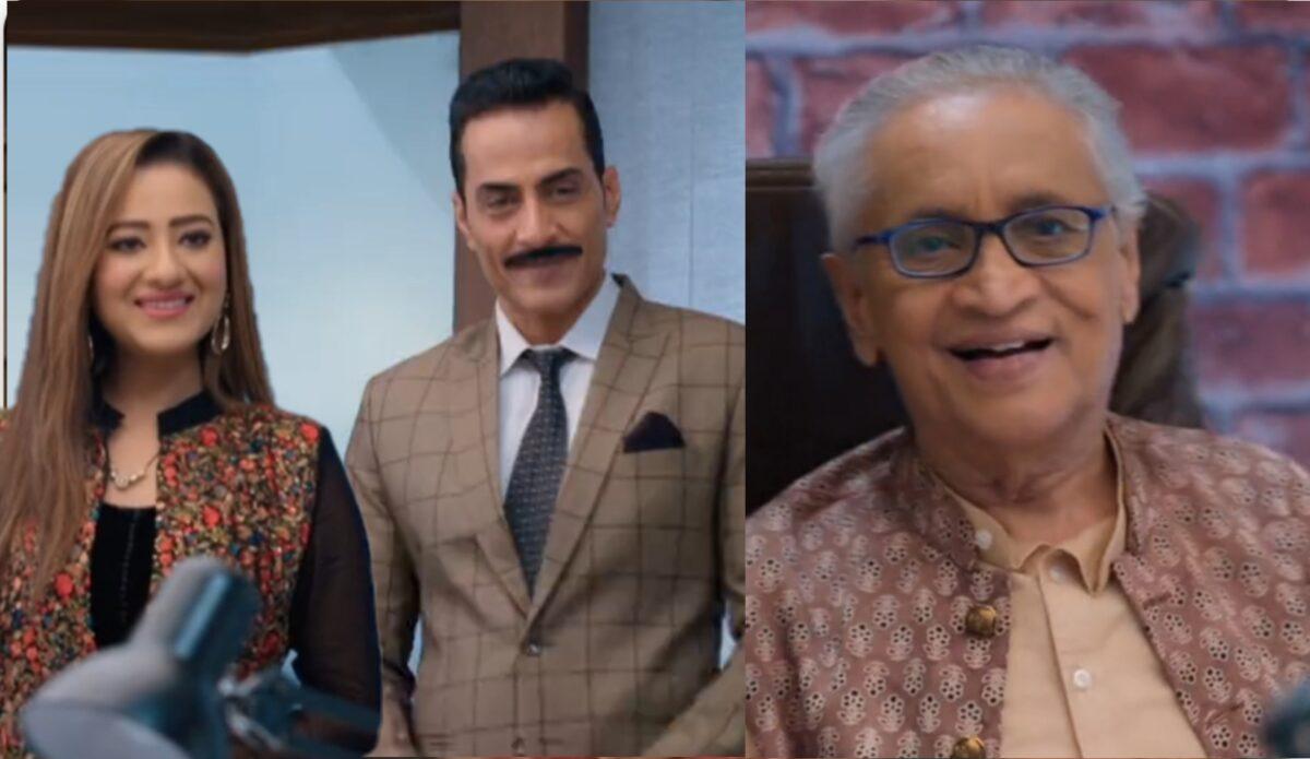 Anupama: Anuj kicks out Vanraj-Kavya; deals with Anupamaa