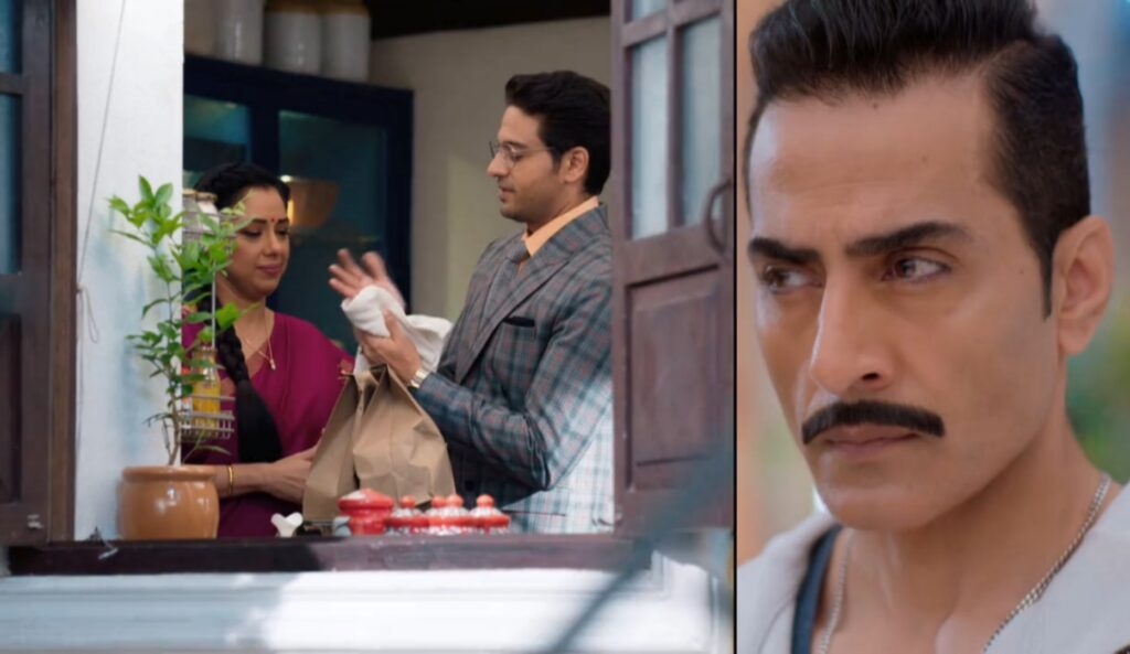 Anupama: Paritosh-Vanraj on same team to break Anuj-Anupamaa's friendship