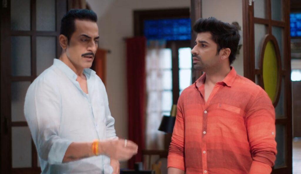 Anupama: Vanraj uses Paritosh to stop Anupamaa climb the stairs of success