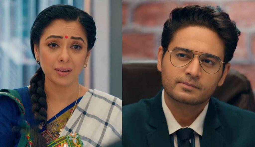 Anupama: Anupamaa-Anuj's new beginning sets Vanraj on fire