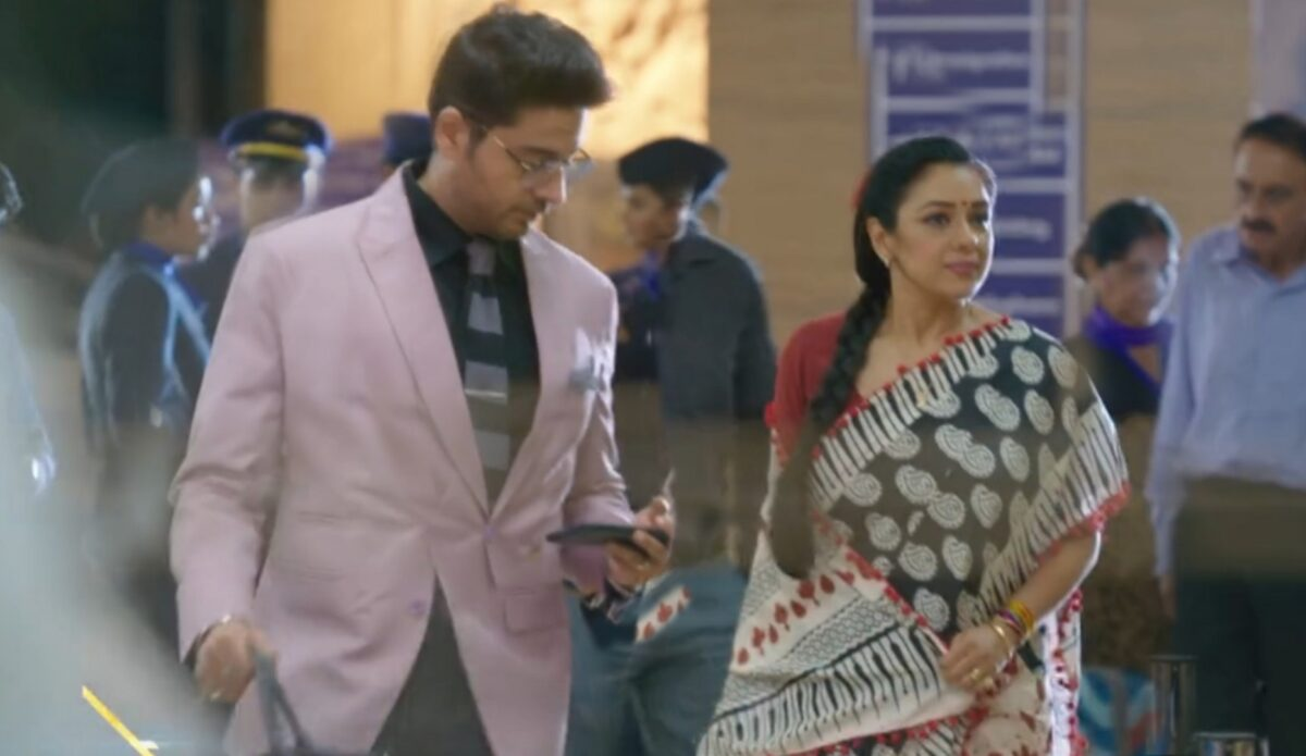 Anupama: Kavya questions Vanraj about his and Anupamaa's relationship