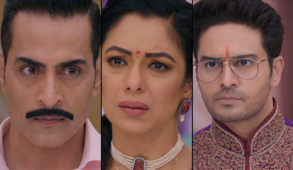 Anupama: Anupamaa challenges Vanraj, takes stand for herself
