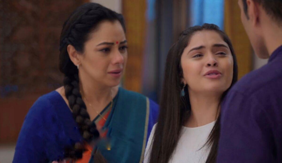 Anupama: Pakhi to resolve Vanraj-Anupamaa's fight